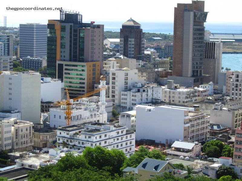 Latitude and longitude gps coordinates of port louis - Where is port louis mauritius located ...