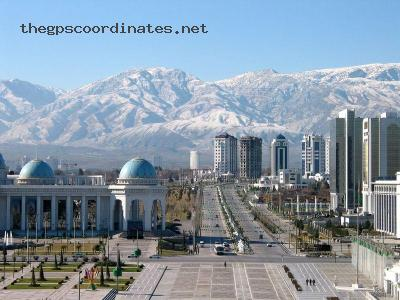City photo - Ashgabat, Turkmenistan