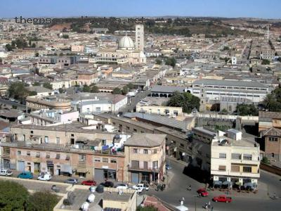 City photo - Asmara, Eritrea