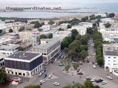City photo - Djibouti, Djibouti