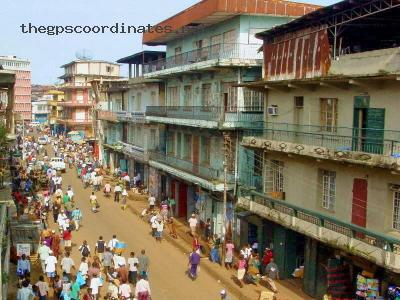 City photo - Freetown, Sierra Leone