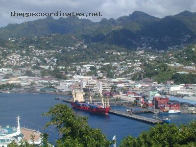 City photo - Kingstown, Saint Vincent and the Grenadines