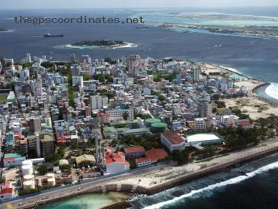 City photo - Malé, Maldives