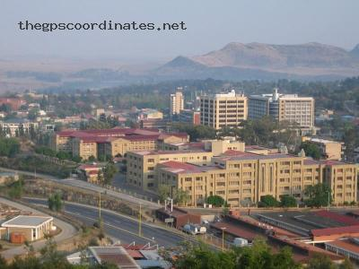 City photo - Maseru, Lesotho