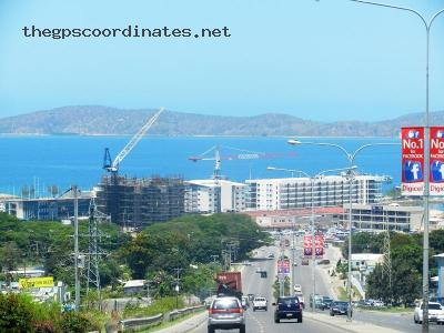 City photo - Port Moresby, Papua New Guinea