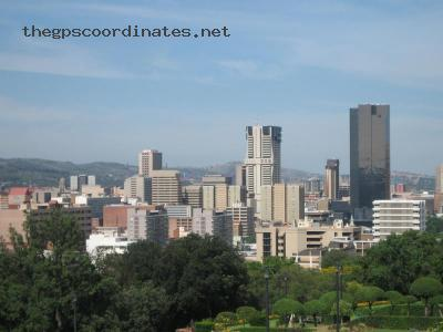 City photo - Pretoria, South Africa