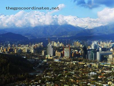 City photo - Santiago, Chile