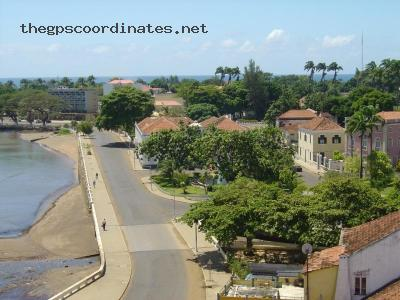 City photo - São Tomé, São Tomé and Príncipe