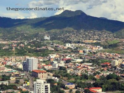 City photo - Tegucigalpa, Honduras