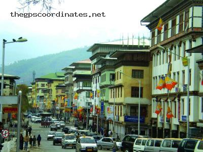 City photo - Thimphu, Bhutan