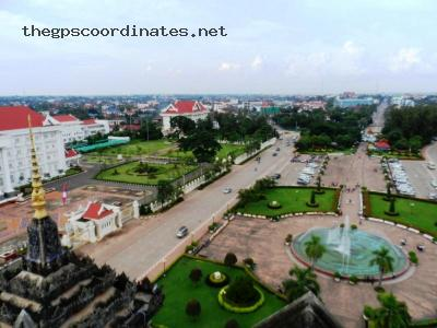 City photo - Vientiane, Laos